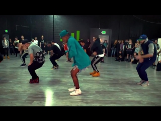 WilldaBeast Adams Choreography - Trap music pt.1 - Filmed by @TimMilgram _ @Willdabeast__