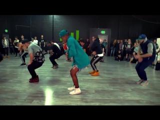 WilldaBeast Adams Choreography - Trap music pt.1 - Filmed by @TimMilgram _ @Willdabeast__