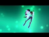 Klub Winx: Sezon 5 Odcinek 25 - Bitwa o Nieskończony Ocean (DVD)
