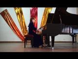 Прокофьев соната№2 d-moll 1 часть, Рахманинов музыкальный момент №4 e-moll