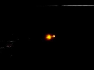 Для сравнения стрельба из А.К.С.-74У в темноте со штатным ДТК
