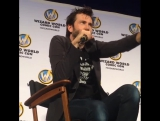 WWCon - DT on who hed Cosplay as from DW