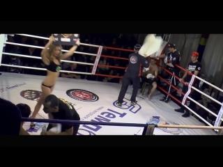 Титульный бой за звание Чемпиона W.A.R-1: Мурад Шарифов (Россия) vs Камил Хамеш (Франция)