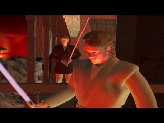 Звездные Войны - Эпизод III Месть Ситхов: Мустафар