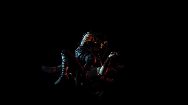 Mortal Kombat X - Liu Kang, The Splitter