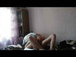 русское домашнее порно в жопу