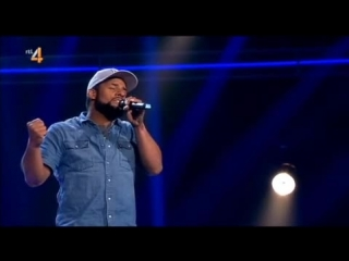 Mitchell Brunings - Redemption Song - The Voice Of Holland Season 4