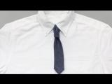 Мастер-класс как правильно завязать галстук бабочку