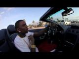 Bow Wow & Soulja Boy Riding Through Miami In Their Lambos