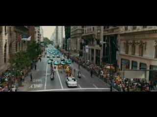 Диктатор. Аладин в Нью-Йорке.