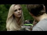 Дневники вампира - 2.03 - Керолайн рассуждает о разных видах взгляда Стефана (Озвучка Кубик в кубе)