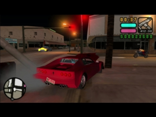 Прохождение Gta Vice City Stories миссия: Snitch Hitch