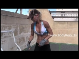 One Legged Gypsy / Full Body Workout - Core and Abs