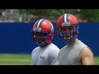 BMS | Blue Mountain State | Штат Блу Маунтин сезон 1 серия 2