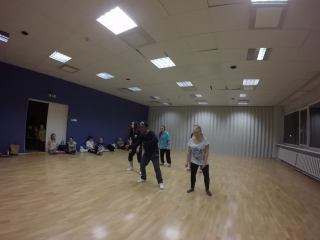 Choreography by Stormy