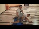 Smart Body - Умное тело - Братья Калуцких -Как сесть на шпагат(поперечный)-