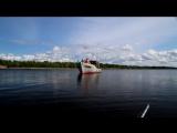 Увлекательные прогулки на катере по Онежскому озеру!!!