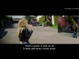 Calvin Harris feat. Ellie Goulding - Outside (Не в твоем сердце) [ПЕРЕВОД ПЕСНИ|СУБТИТРЫ|ENG|RUS|HD]
