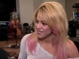 Shakira - Brasil-2011 - Entrevista no Jornal da Globo - Rock In Rio c_ Ivete Sangalo