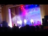 Золотое сердце - выступление. Макс, Вова, Никита и Андрей - фантастическая четверка