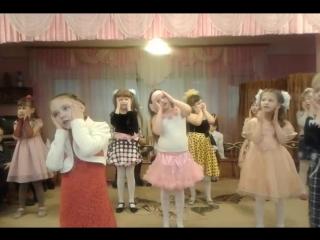 Песня и танец для пап.
