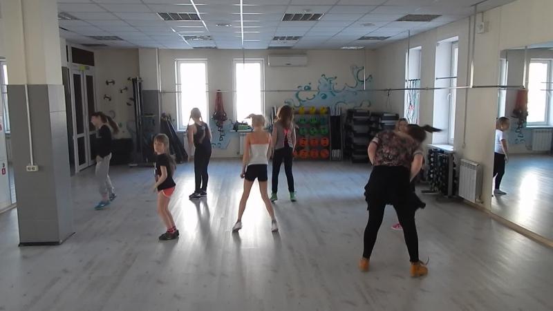 Choreography by Nastya Shauro