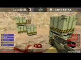 Stream cs 1.6 // GAME EXTRA -vs- Lost Souls // Final First Cup