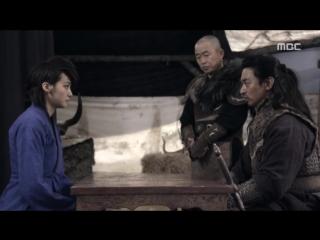 Ван Ю и Ён Би Су (Батору):