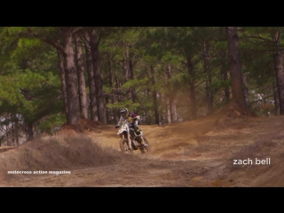Jalek swoll wide open 2 stroke with bell brothers - into the south part 3