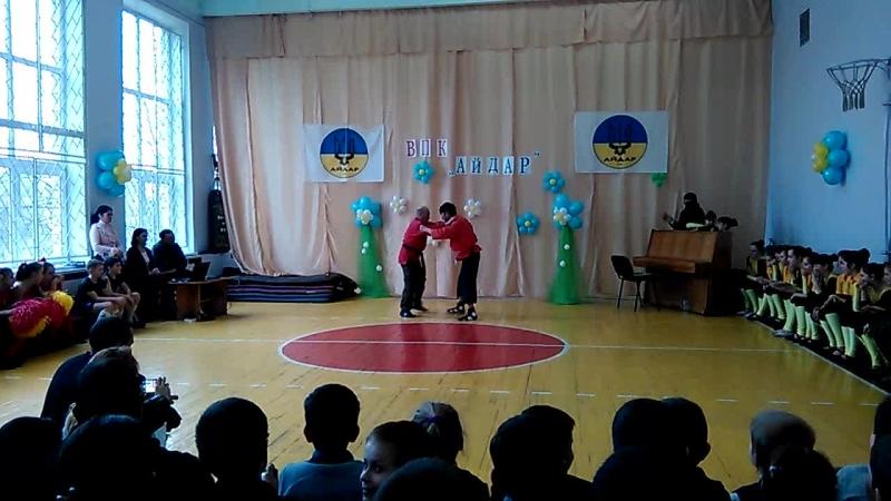 13.03.2015г Спортивный праздник в Интернате № 6
