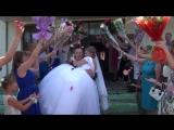 Свадебный клип под песню Чай вдвоем