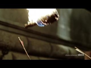 Демоны да Винчи - Da Vinci's Demons. Трейлер 1 (2 сезон, 2014, сериал)