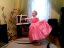 танец Авроры кукарача импровизация