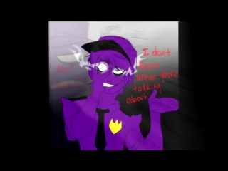 Five Nights At Freddy's 3   Purple Guy   Vincent