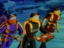 Чудовищная сила 4 (Monster Force s01e04 Return of the Creature from the Black Lagoon)