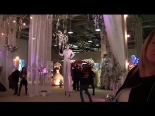 Пятая ежегодная свадебная выставка JustMarried