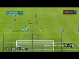 ТОП-50 голов в исполнении Роналдиньо