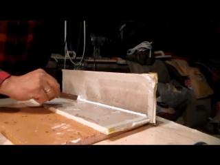 Как сделать силиконовый шов ровным