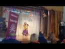 Индийский танец Кукла-марионетка 20.03.2015 г.