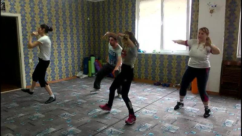 Zumba fitness. Prrrum))