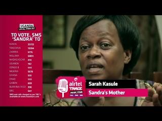 Get to know Sandra, Airtel TRACE Music Star's winner in Uganda