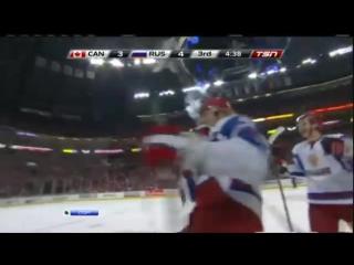 Хоккей. Финал МЧМ-2011. Россия - Канада 5-3