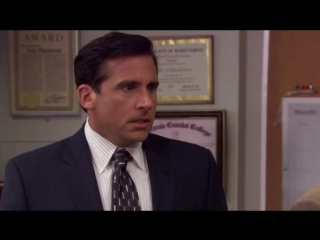 Michael Scott [Steve Carell]: