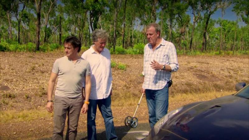 Top Gear (Топ Гир) 22 сезон 2 серия - Путешествие по Австралии