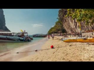 Пробежимся по Краби? Ао Нанг, пляжи Рэйли, Тонсай и Пра Нанг, остров Пода (Motion Timelapse)