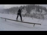 skiboards ax pro, grind