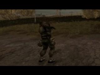 S.T.A.L.K.E.R. стрелок отжигает :D