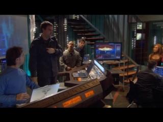 Звёздные врата: Атлантида Сезон 3 Серии 20 Первый удар (первая часть) 5 февраля 2007 Год