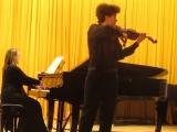 Феликс Мендельсон, Концерт для скрипки с оркестром ми минор