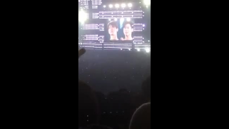 150402 TohoWithTourfinal Baby Don't Cry